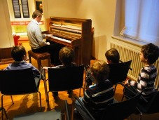 Fryderyk Chopin wielkim człowiekiem był…