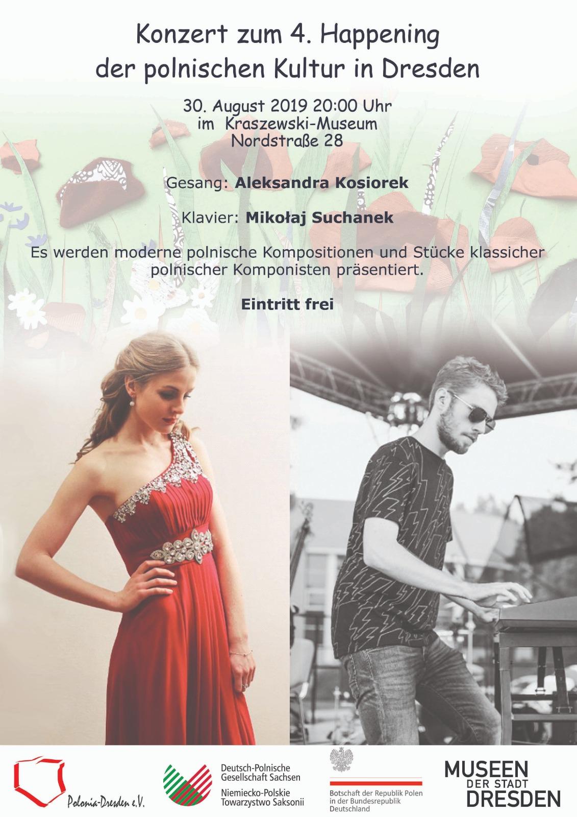 Happening Kultury Polskiej 30 i 31 sierpnia w Muzeum Kraszewskiego