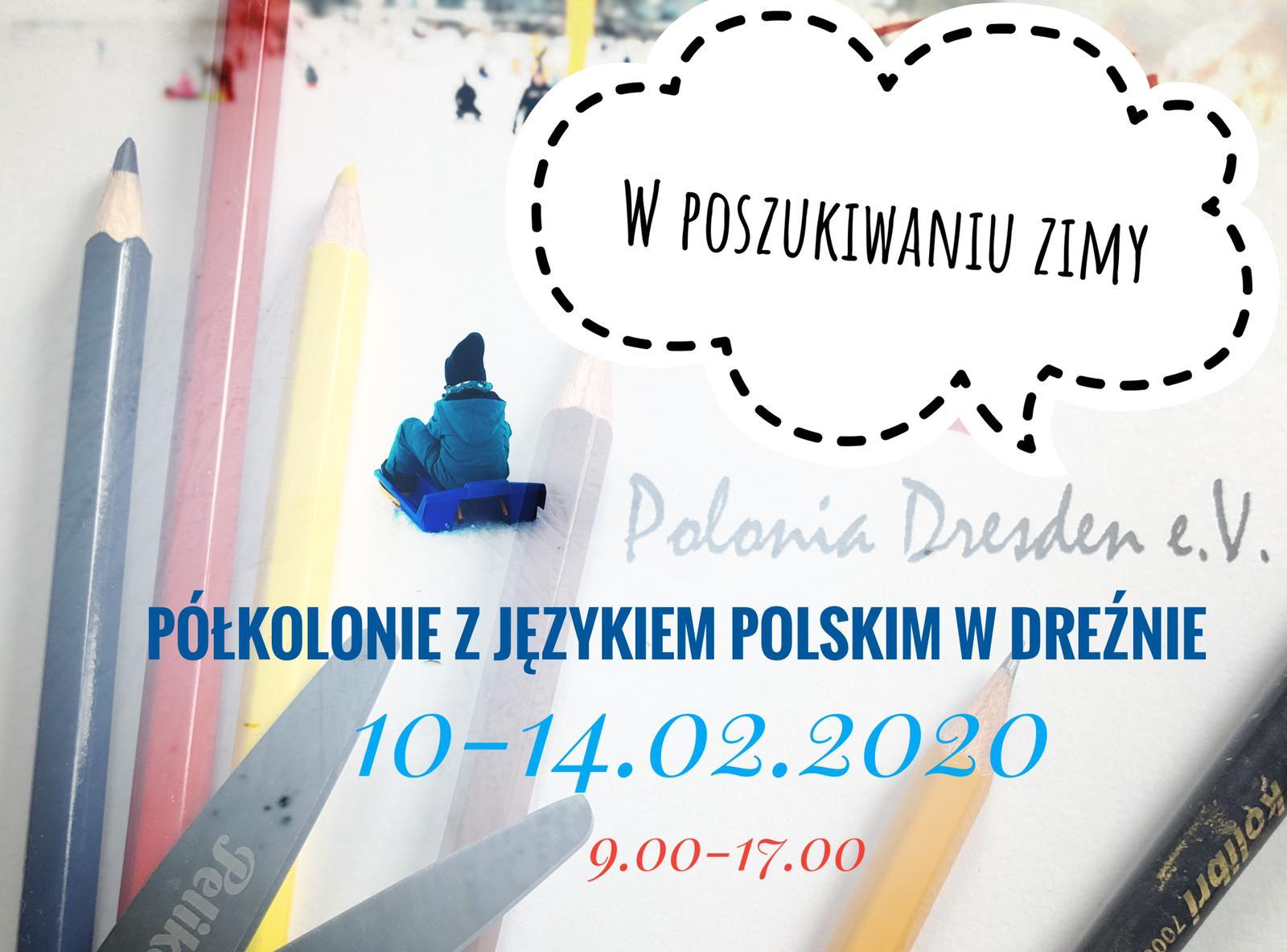 Zapraszamy na półkolonie z językiem polskim w Dreźnie