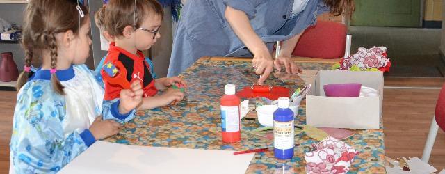 Künstlerische Workshops für Kinder 05.06.2021
